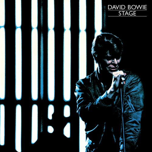 David Bowie Stage  album cover