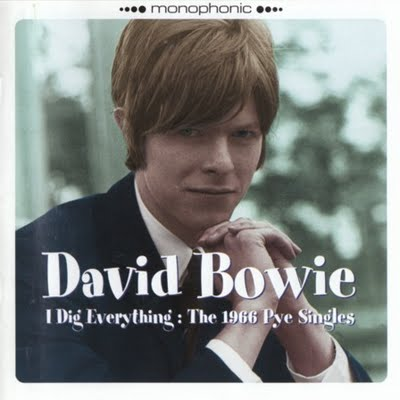 David Bowie 1966 (Aka 'I Dig Everything: The 1966 Pye Singles) album cover