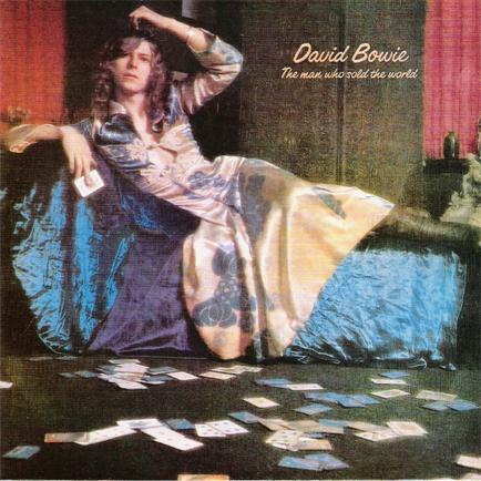 David Bowie - The Man Who Sold The World CD (album) cover