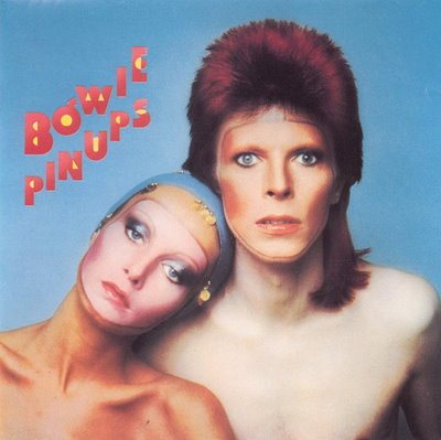 David Bowie - Pin Ups CD (album) cover