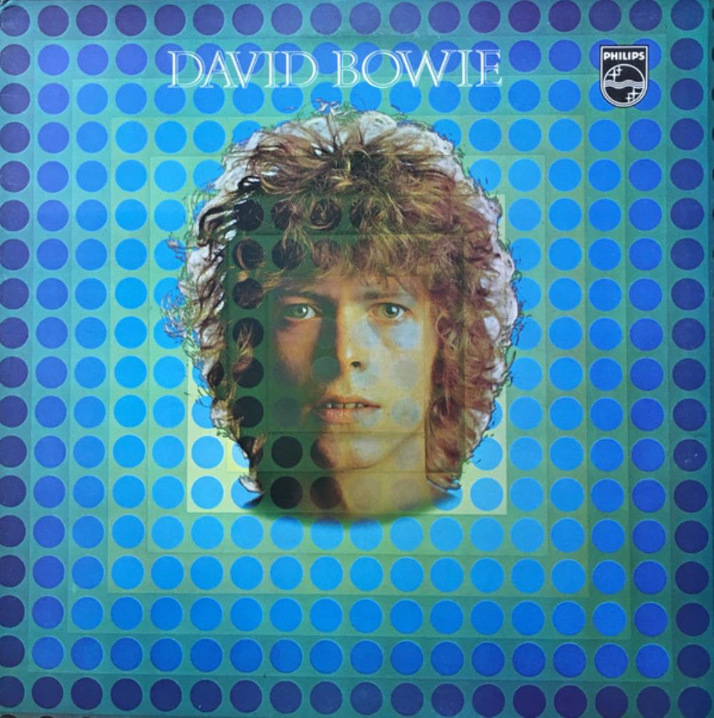 Space Oddity [Aka: David Bowie, Man Of Words/Man Of Music] by BOWIE, DAVID album cover