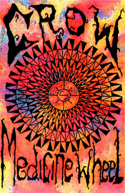 Medicine Wheel by CROW album cover