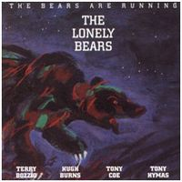 The Lonely Bears The Bears Are Running album cover