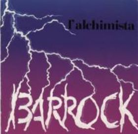 Barrock L'Alchimista album cover