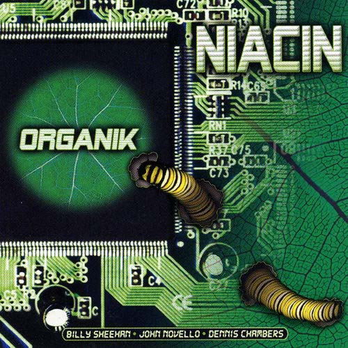 Niacin - Organik CD (album) cover