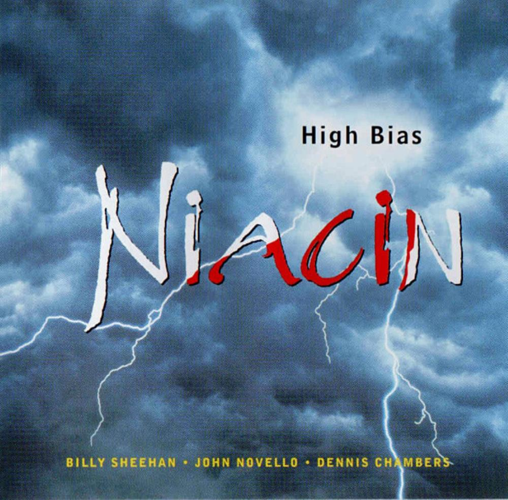 Niacin - High Bias CD (album) cover