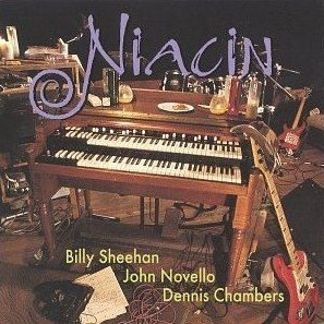 Niacin - Niacin CD (album) cover