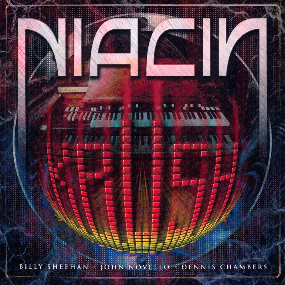 Krush by NIACIN album cover