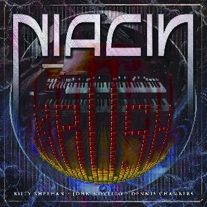 Niacin - Krush CD (album) cover