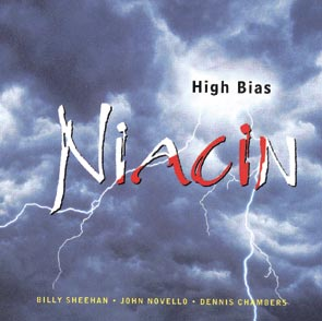 Niacin High Bias album cover