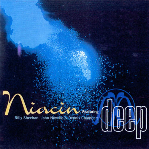 Deep by NIACIN album cover