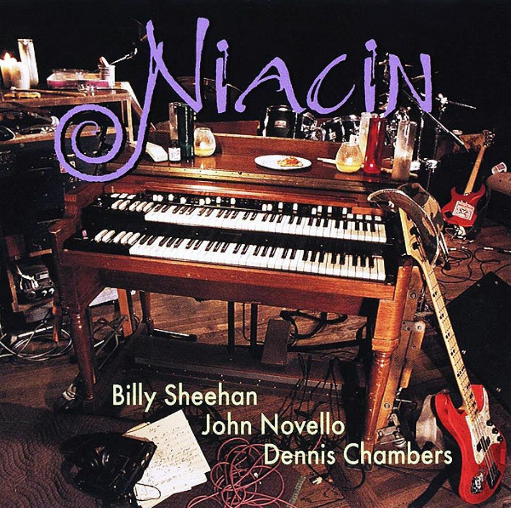 Niacin by NIACIN album cover