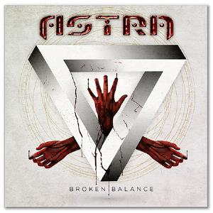 Broken Balance by ASTRA album cover