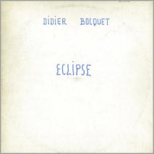 Eclipse by BOCQUET, DIDIER album cover