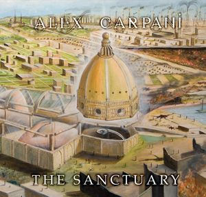 Alex Carpani Band The Sanctuary album cover