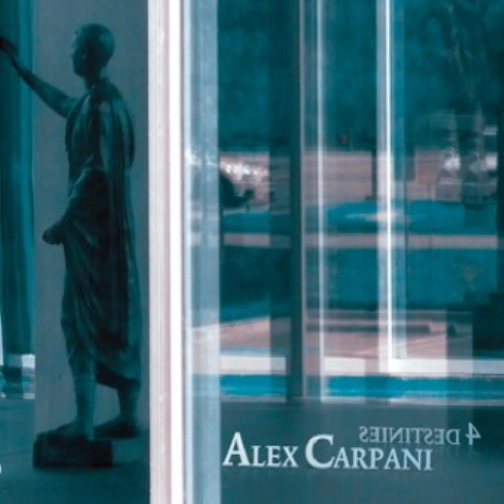 4 Destinies by CARPANI BAND, ALEX album cover