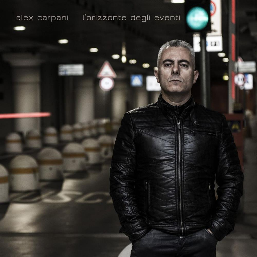 L'orizzonte Degli Eventi by CARPANI BAND, ALEX album cover