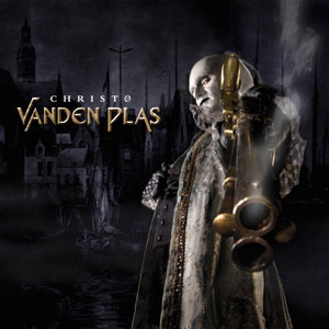 Christ 0 by VANDEN PLAS album cover