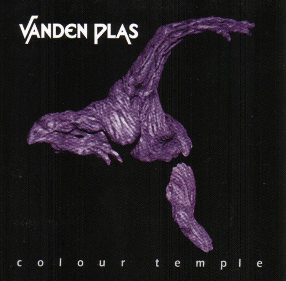 Colour Temple by VANDEN PLAS album cover