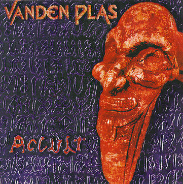 Vanden Plas AcCult album cover