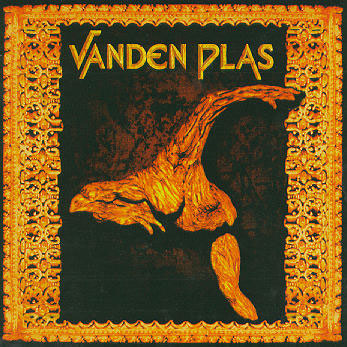 Vanden Plas Colour Temple album cover