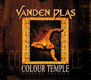 Vanden Plas - Colour Temple / AcCult (1994) CD (album) cover