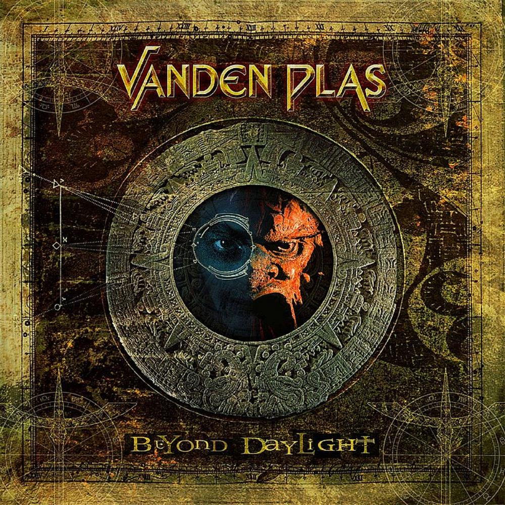 Vanden Plas - Beyond Daylight CD (album) cover
