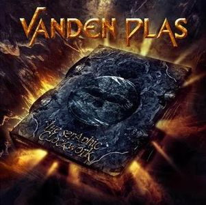 Vanden Plas - The Seraphic Clockwork CD (album) cover