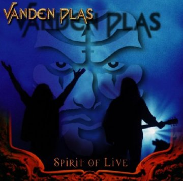 Vanden Plas - Spirit of Live CD (album) cover