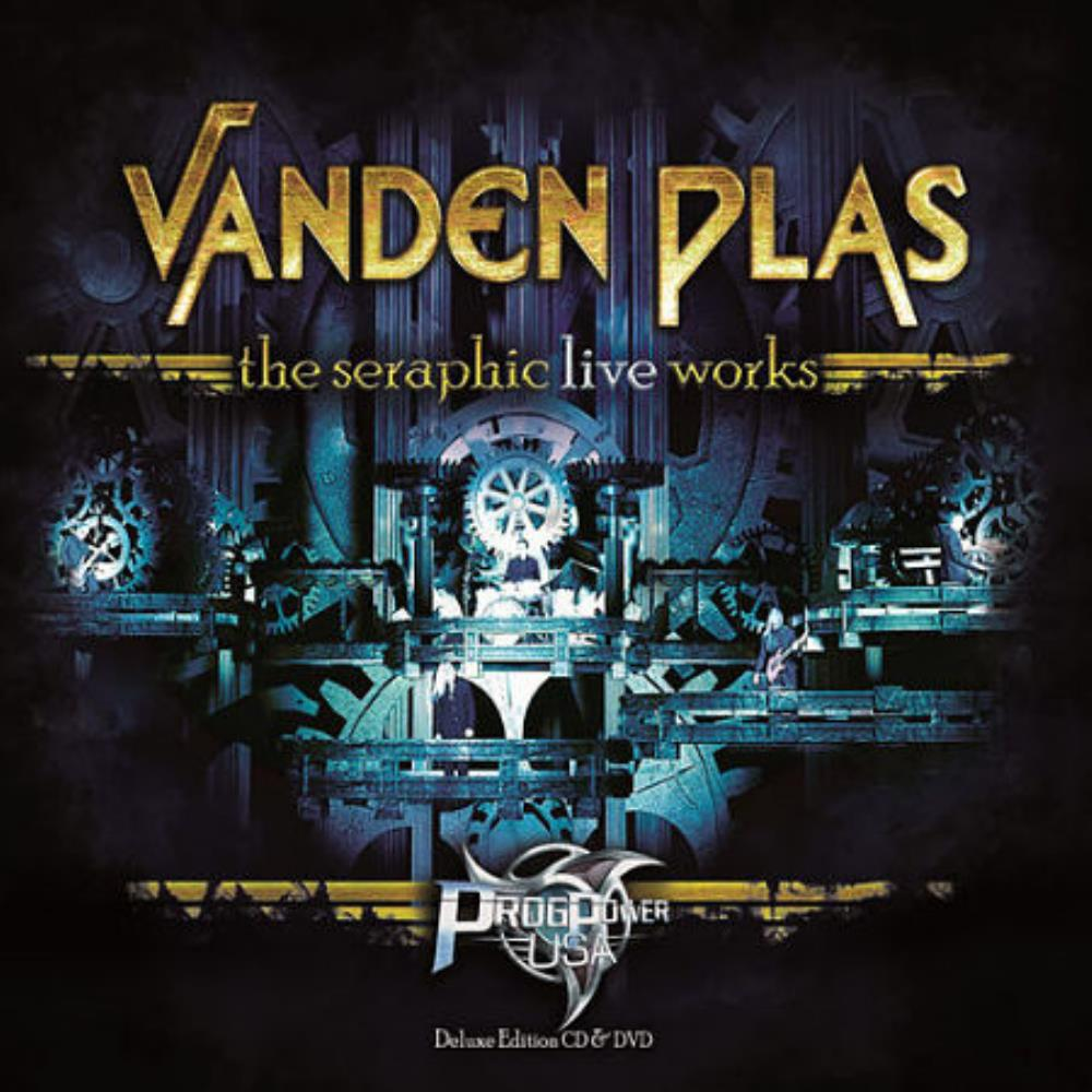 Vanden Plas The Seraphic Live Works album cover