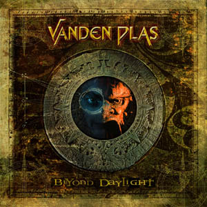 Beyond Daylight  by VANDEN PLAS album cover
