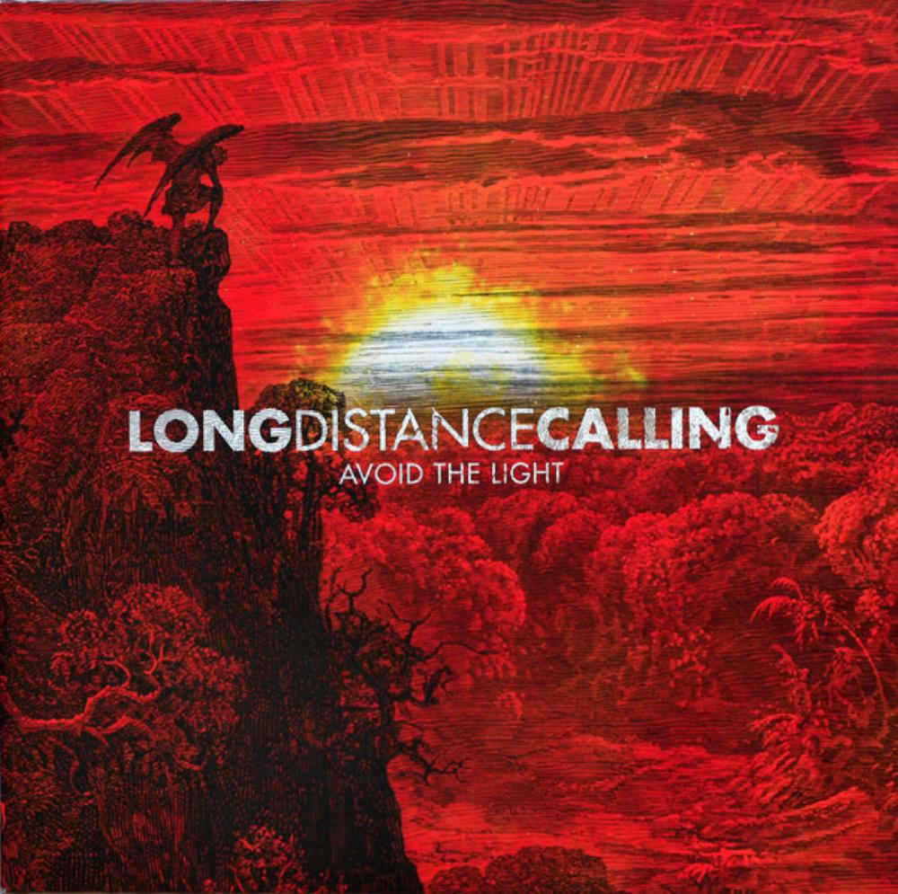 Avoid The Light by LONG DISTANCE CALLING album cover