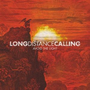 Long Distance Calling - Avoid The Light CD (album) cover