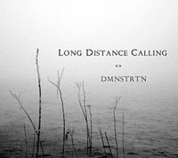 Long Distance Calling - DMNSTRTN CD (album) cover