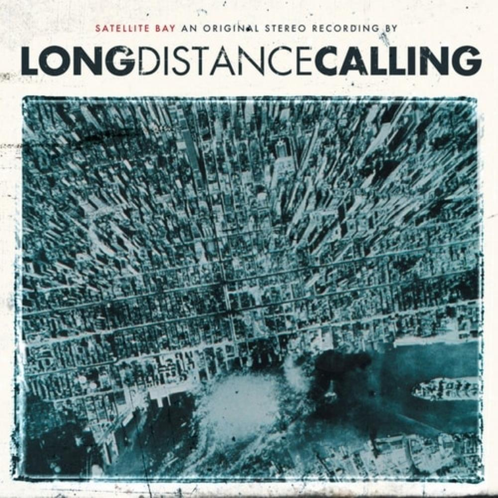 Satellite Bay by LONG DISTANCE CALLING album cover