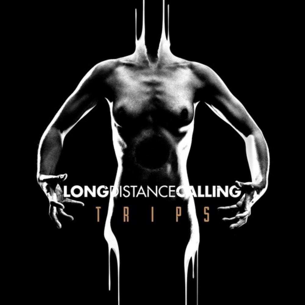 Long Distance Calling Trips album cover