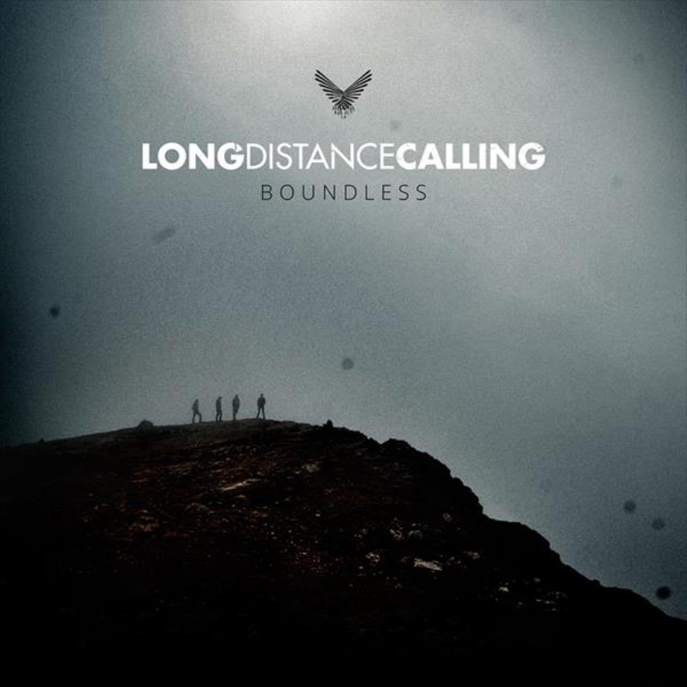 Long Distance Calling Boundless album cover