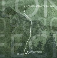 Long Distance Calling - 090208 CD (album) cover