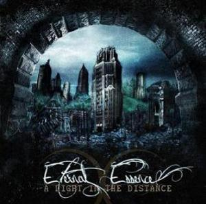 Eternal Essence - A Light in the Distance CD (album) cover