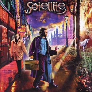Satellite - A Street Between Sunrise And Sunset CD (album) cover