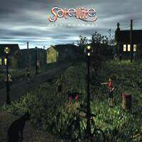 Satellite - Evening Games CD (album) cover