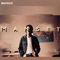 Gerard Manset Matrice album cover