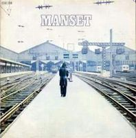Gerard Manset Y'a Une Route album cover