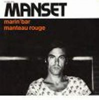 Gerard Manset Marin' bar / Manteau rouge album cover