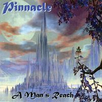 A Man's Reach by PINNACLE album cover