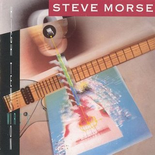 Steve Morse Band - High Tension Wires CD (album) cover