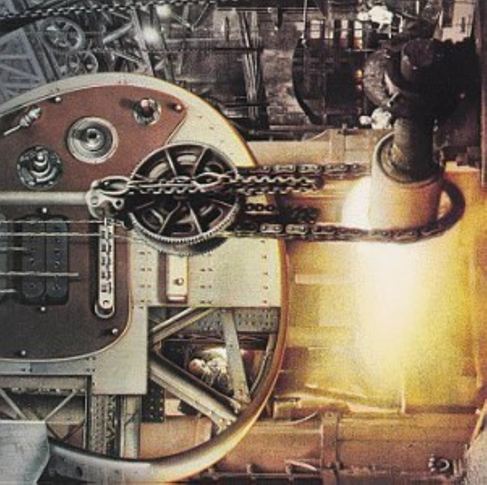 Steve Morse Band Southern Steel album cover