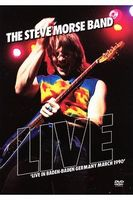 Steve  Morse Band - Live In Baden-Baden Germany March 1990 CD (album) cover