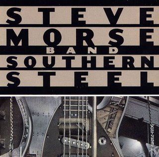 Steve Morse Band - Southern Steel  CD (album) cover