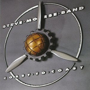 Steve  Morse Band Coast to Coast album cover